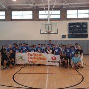 김주성선수와 함께하는 농구 교실